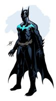 Batman design by ronsalas