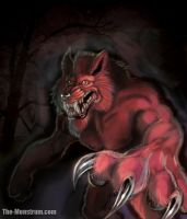 Werewulf Rush by The-Monstrum