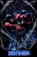 Superior Spider Man by PlasmaGrunt