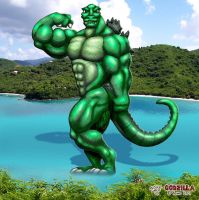 Buffedzilla by Blathering