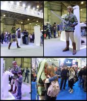 Link's adventure - Igromir 2012 by neko-tin
