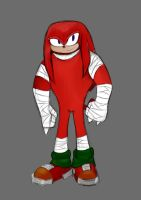 Sonic Boom - Knuckles by JonnyB1250