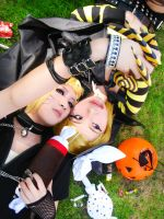kagamine horror love by C2ndy2c1d