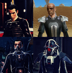 Star Wars The Old Republic: Evolution of a Sith by CrippleHawk