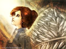 Clockwork Princess by kara-lija