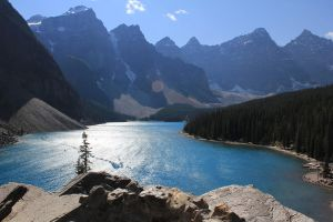 Moraine Lake by sgt-slaughter
