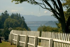 Port Gamble Cemetery 11 by Guardian0660