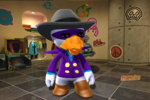 Modnation Darkwing Duck by neyola298