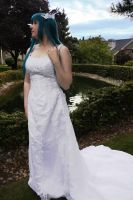 Kaname Wedding Dress 03 by bluepaws21