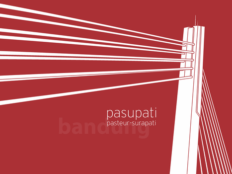 Pasupati Bridge by afndsgn