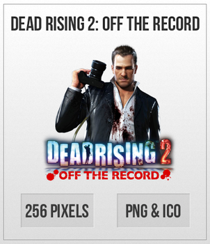 Dead Rising 2: Off The Record - Icon by Hura134