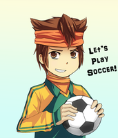 Let's Play Soccer by FlyingNoodles