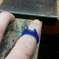 wax ring carving by GUILTY-SPARK343