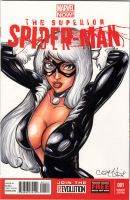 Superior Black Cat by ChrisMcJunkin