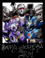 Happy Bday JRO by TheButterfly