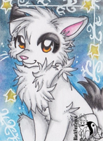 Aceo card Muuki by BlackFoxCenco