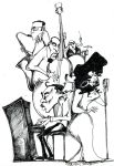 waterhead johnson Jazz combo by sketchoo