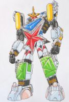 SUPER ZEO MEGAZORD: the new combo by kishiaku