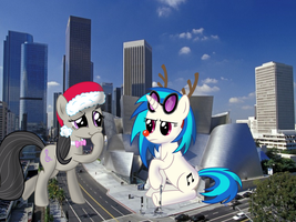 Octavia's Holiday Prank by FluttershyIsMagic