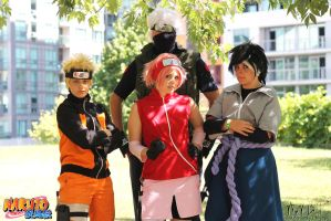 Naruto Shipudden: Team 7...COMPLETE! by AilesNoir