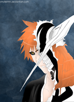 Vasto Lorde Ichigo Collab. by xHollehhh
