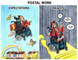 Kevin Going Postal by Oly-RRR