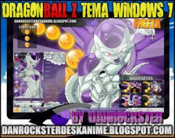 Freeza Theme Windows 7 by Danrockster