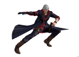 Missing Action in DMC 4 by sadow1213