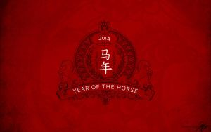 Chinese New Year - Year of the Horse 02 by ckaj