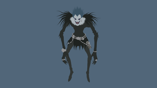 Ryuk (Death Note) by ncoll36