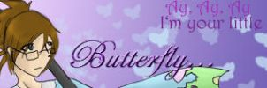 Butterfly -forum signature- by SirIsaac