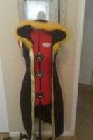Synchronicity Len Kagamine Coat Hood Up by Vocaloid01leaklady