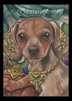 Bejeweled Dog 12 by natamon