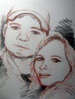 Me and Andy by Arwen00