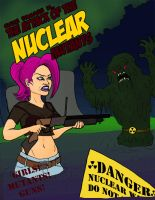 Attack of the Nuclear Mutants by ithasnosoul