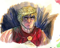 GoT: King Joffrey by manonquinn