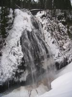 Icy Narada Falls by pokemontrainerjay