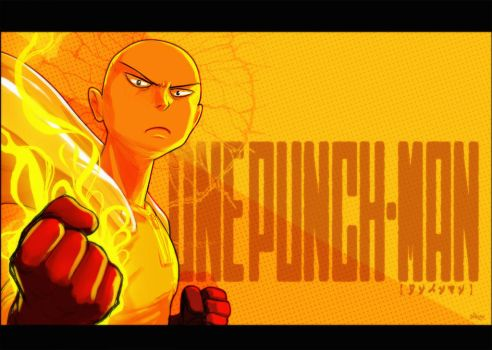 BA - one punch man by shoze