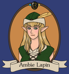 Ambie Portrait by mooncats5