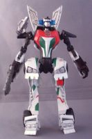 Wheeljack by Shinobitron