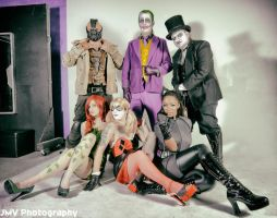 Villains 1 by Mistress-Zelda