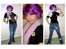 Tonks costume by vampirate777