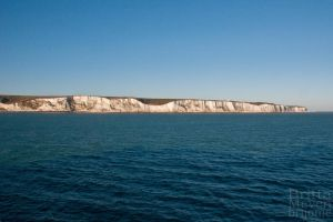 White cliffs by brijome