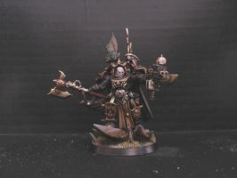Chaos Terminator Lord 1 by Djartistknight