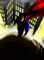 superman by mmxT