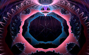 creative round fractal house by Andrea1981G