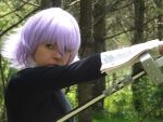 Crona Gorgan : black blood by candy-yuki