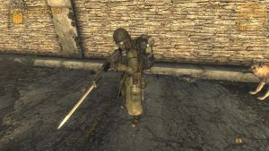 Fallout New Vegas: WWI NCR trooper 3 by Zorrothe2nd