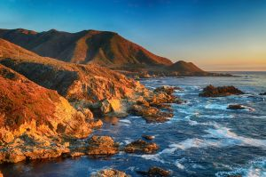 Garrapata State Park Coastline by FeralWhippet