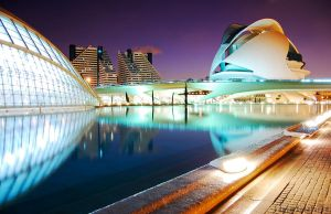 City of Arts and Sciences by Edu1one
